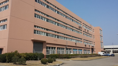 NIDEC COPAL ELECTRONICS (SHANGHAI) CO., LTD Office